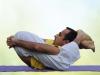 Mayank Dhingra in Yoganidrasana